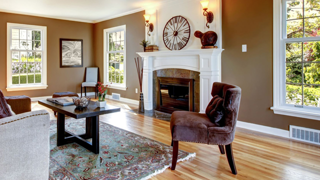 Remodeled Family Room Promo Pic Old Dominion Innovations