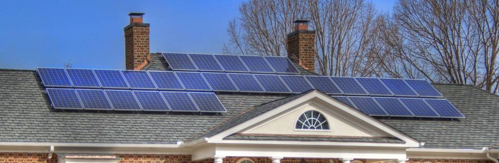 LEED Certified home with rooftop Solar Array in Hanover, Virginia
