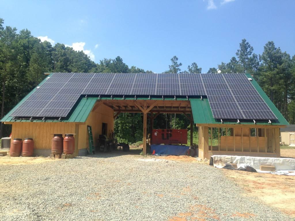 Ashland off grid system