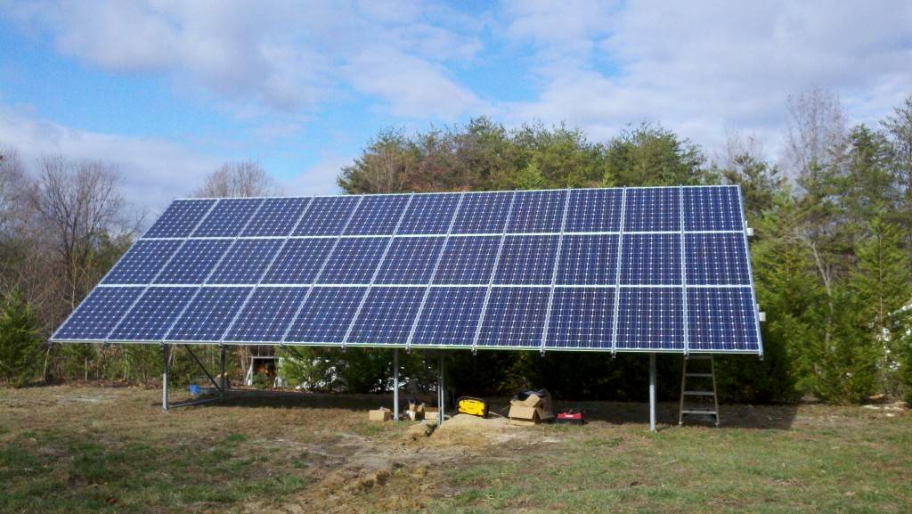 How Does A Solar Panel Work Old Dominion Innovations Inc
